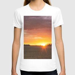 Alberta Sunset T-shirt