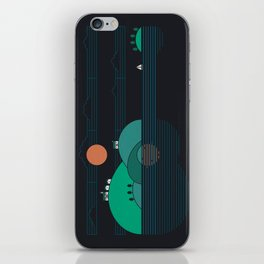 Island Folk iPhone Skin