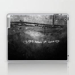 New York City I Dream of Love Laptop & iPad Skin