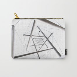 Infinite Geometry Carry-All Pouch