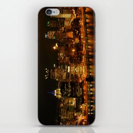 Pittsburgh Lights iPhone Skin