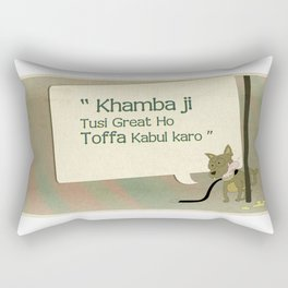 Filmy Keeda Rectangular Pillow