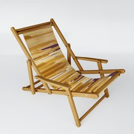 Sundried stripes Sling Chair
