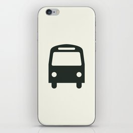 Bus iPhone Skin