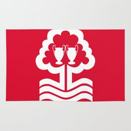 Nottingham Forest FC Rug
