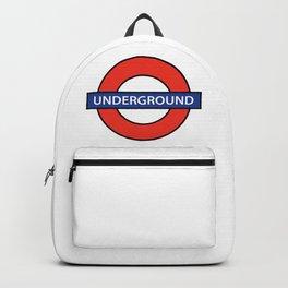 London Underground Backpack