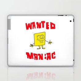 Wanted Maniac Laptop & iPad Skin