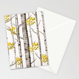 Birch Love Stationery Cards