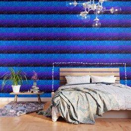 Sparkles Glitter Blue Wallpaper