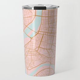 Taipei map, Taiwan Travel Mug