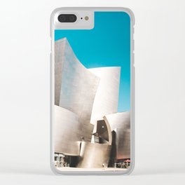 Music Hall Clear iPhone Case
