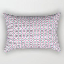 Tango In The Attic x Fraser Stephen 'Crushed Up' Geometric Print Rectangular Pillow