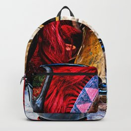 Glory of the heroic age Backpack