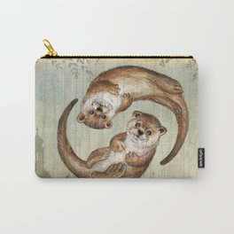 OTTERs over Praha Carry-All Pouch