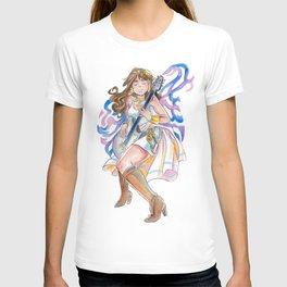 Girl Guitar Magic T-shirt