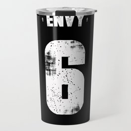 7 Deadly sins - Envy Travel Mug
