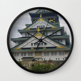 Jade palace Wall Clock