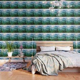 Spring Mountainscape Wallpaper