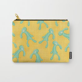 Bold and Brash pattern Carry-All Pouch