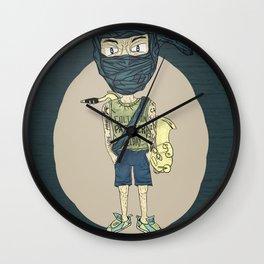 Ninjazz Wall Clock