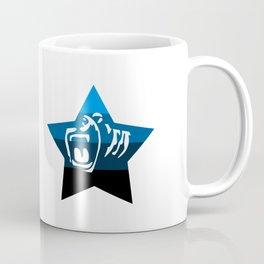 Quad Cali Blue Coffee Mug