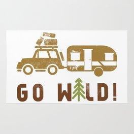 Camping Go Wild Rug