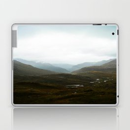 Harris Saddle  Laptop & iPad Skin
