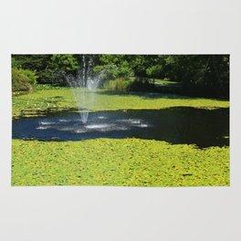 Van Dusen Botanical Garden Rug
