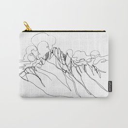 Alpha - Single Line Carry-All Pouch