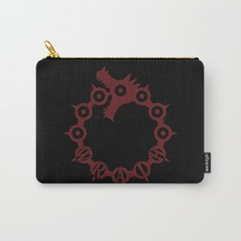 The Dragon's Sin of Wrath Carry-All Pouch