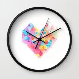 Geoheart Wall Clock