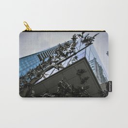 'rising' sculpture Carry-All Pouch