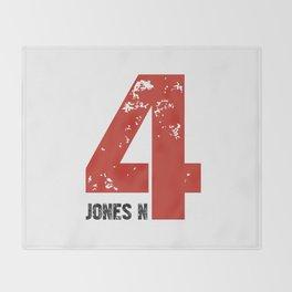 JN4 Throw Blanket