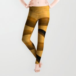 """""""Abstract Oriental Tiger"""" Leggings"""