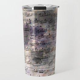 Chopin - Nocturne Travel Mug