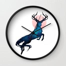 Kelpiestag Wall Clock