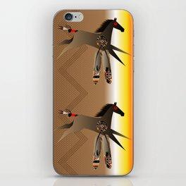 War Horse iPhone Skin