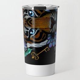 Powerful Tiger  Travel Mug