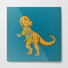 Dinosaur Jr. Metal Print