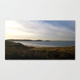 Brittany's Beach Canvas Print