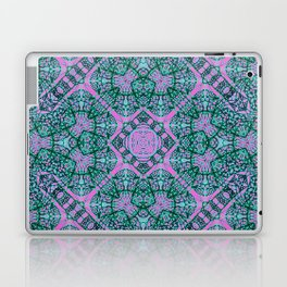 Mehndi Ethnic Style G457 Laptop & iPad Skin
