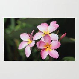 Hawaiian Flower Rug