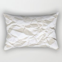 White Trash Rectangular Pillow