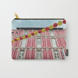 Colonial Facade Carry-All Pouch
