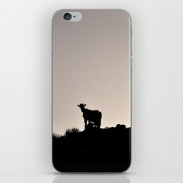 The Goat of Chania iPhone Skin