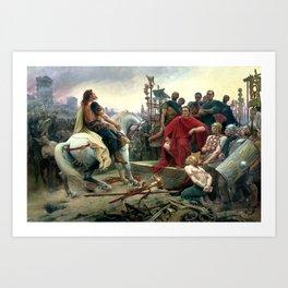 Julius Caesar Art Prints   Society6