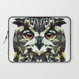 Polygon Owl Laptop Sleeve