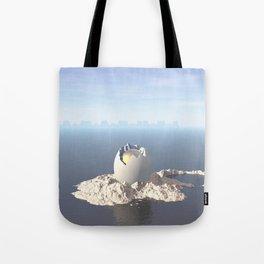 Egg Island Tote Bag