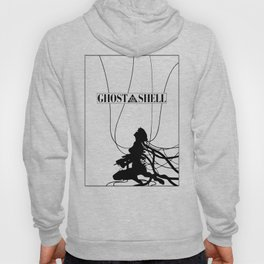 Ghost In The Shell (w/ Frame) Hoody