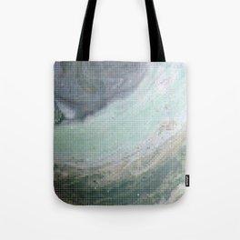Saturn Infrared Tote Bag
